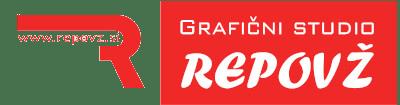 Grafični studio Repovž Logo